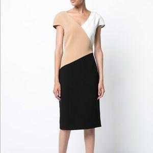 NWOT DVF Asymmetric Dress Size 14